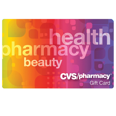 CVS PHARMACY<sup>&reg;</sup> $25 Gift Card - Conveniently shop for all of your prescription medications, health care products, popular beauty and personal care needs.
