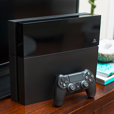 SONY<sup>®</sup> PS4™ PlayStation 4 Console - PlayStation 4 will redefine your game play with richer high-fidelity graphics, faster speed, intelligent system and gaming personalization and deeply integrated social capabilities.