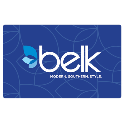 BELK<sup>&reg;</sup> $25 Gift Card - All your shopping needs in one store!
