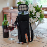 Wine Bottle Tote & Corkscrew